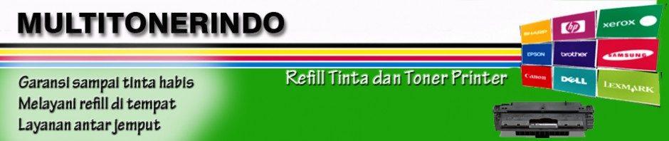 Pusat Refill Toner Tinta