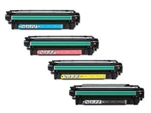 Refill Toner Hp lj CP3525 CM353 CE250A